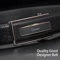 Cinto de couro ciartuar cinto de fivela automática para homens genuíno cintura de couro homens cinto de desenhista de luxo de alta qualidade cinta de moda 20123