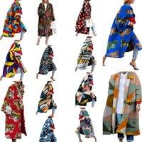 여성 플루즈 크기 양모 가을 겨울 의류 따뜻한 코트 S-5XL 카디건 두꺼운 자켓 옷깃 목 긴 스웨트 무료 배송 0745