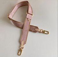 6 cores cintas de ombro para jogo 3 peça conjunto sacos mulheres cross body saco bolsa de lona peças cinta rosa blak verde azul