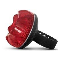أضواء الدراجة Meilan ضوء مجموعة ذكية الفرامل دراجة USB شحن 7 مبللة ماء ذيل الخلفي الصمام MTB ركوب الدراجات الضوء الخلفي