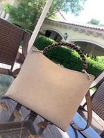 Il nuovo pacchetto di gnocchi stampa una borsa a tracolla borsa femminile borsa tote borse da donna moda moda in vera pelle borsetta per donna
