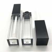 5ml Lipgloss contenitori in plastica contenitori di plastica vuota trasparente tubo del lipgloss eyeliner ciglia contenitore mini labbra lucido bottiglia divisa flacone EED3575