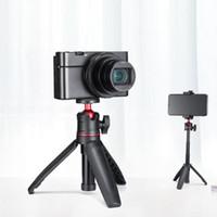 MT-08 Mini Desktop Treppiede Palmare Palmare Photography Staffa con supporto a sfera flessibile da 1/4 di pollice Mount a vite per selfie Vlog di viaggio Vlog