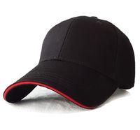 New Hot Selling Snapbacks Cappelli Four Seasons Cotton Outdoor Sport Regolazione Cappuccio Cappello per cappello ricamato Uomini e donne Sunckcreen Sunhat Cap
