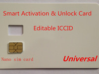 Gratis DHL Smart Activation Unlock SIM-kort för iPhone 6S 7 8 X XS XR 11 12 4G 5G IOS15.X Onesim Gevey
