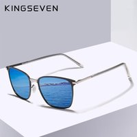 كينغفين 2020 النظارات الشمسية الاستقطاب الرجال الكلاسيكية الذكور النظارات الشمسية سفر للجنسين oculos gafas de sol1