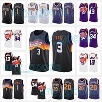 불사조태양저지 크리스 3 폴 Devin 카레 부커 33 제임스 Wiseman Golden State전사들2020 2021 새로운 농구 유니폼