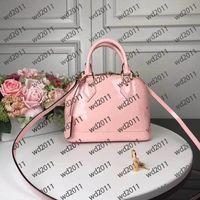Top Qualité Femmes Sacs à bandoulière en cuir en cuir gramé avec sacs à main avec sacs à main