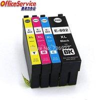 T802 T802XL cartuccia di inchiostro compatibile per la forza lavoro WF-4720 WF-4730 WF-4734 WF-4740 WF-4745 Stampante
