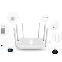 Nueva original Youpin redmi AC2100 Router Gigabit de doble banda Wireless Router Wifi Repetidor con 6 antenas de alta ganancia más amplia cobertura de configuración fácil