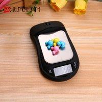200g / 0.01g Souris Bijoux Souris Échelle Numérique Échelles numériques portables Mini Pocket Pocket Pocket Pocket Cuisine Échelle Creative Gif 118 J2