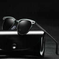 النظارات الشمسية 2021 المرأة تصميم الأزياء خمر سبيكة الرجال نظارات الشمس الاستقطاب 4171 uv400 جولة ظلال ل