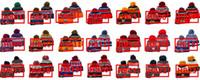 Kostenloser Versand-2020 New Vancouver Ice Hockey Beanie Nordamerikanischer Team Winter Wolle Strickmütze