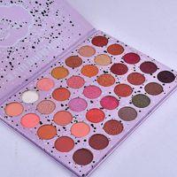 35 colori opaco Shimmer Eye Shadow Shadow Palette Eyeshadow Pigment Eyes Trucco
