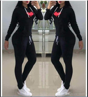 Moda Kadınlar Seksi Bayanlar Eşofman Kadınlar İki Parça Set Sportwear Kadın Elbiseler Bayan Spor Fitness Giyim