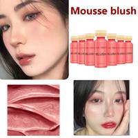 BB Blush Glow Skin Sear Natural Увлажняя пигментированная щека 5 мл лица составляют Blusher 10 шт. / Комплект