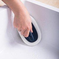 Сменная очистка артефактной плитки ванна кисть кухонная дезактивация губка скрабов горшок волшебные чистящие хлопчатобумажные сменная уборка H bbyhhggg