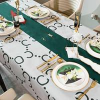 المصممين الفضلات سماط 3D للماء الجدول القماش مستطيل لتناول العشاء الرئيسية المطبخ الجدول الزخرفية البوليستر طاولة الشاي غطاء