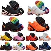 Mercurial Max Plus Tn KPU Scarpe da corsa per bambini TN Plus Scarpe da corsa per bambini Ragazze Ragazze Scarpe da ginnastica TN Sneakers Classic Toddler Sneakers per bambini28-35
