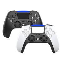 새로운 무선 블루투스 컨트롤러 PS4 쇼크 컨트롤러 조이스틱 게임 패드 게임 컨트롤러 패키지 빠른 배송