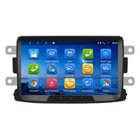 자동차 DVD 라디오 멀티미디어 비디오 플레이어 Renault Duster Logan Dokker 용 8 인치 안드로이드 GPS 스테레오 수신기