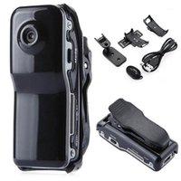 Mini cámaras MD80 Cámara de video DV portátil Remote Wireless DVR Videocámara Webcam Support 32GB HD Cam Sports Motorbike Recorder1