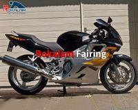 Honda CBR600 F4 CBR 600 600F CBRF4 CBR600F4 Şerit Siyah Karoser 99 00 1999 2000 (Enjeksiyon Kalıplama)