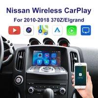 Автомобиль беспроводной интерфейс автоматического адаптера CarplayAndroid Carplayandroid для 2010-2018 Nissan Elgrand 370Z Multimedia iPhone Android беспроводной комплект Carlife