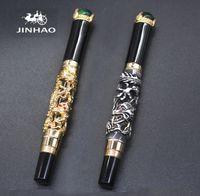 Jinhao Collection Stylo avec bijoux Bureau d'affaires cadeau de premier plan de bonne qualité Signature stylo stylos de luxe stylo encr stylo