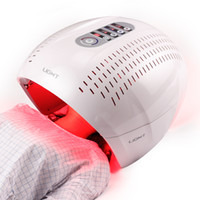Round Foldable 4 Color PDT LED Photon Light Therapy Facial Mask Skin Rejuvenation Acne Remover Anti Wrinkle Beauty Equipment