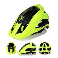 Capacete de bicicleta mais novo Ciclismo Helmet Capacete Ciclismo M / L (56-62) Cm Bike