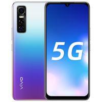 "Original vivo S7E S7 E 5G Mobiltelefon 8 GB RAM 128 GB ROM MTK 720 Octa Core 64.0mp AR otg 4100mAh Android 6.44 ""Am gelöster Vollbild-Fingerabdruck-ID FACE WACK SMART-Handy"