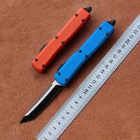 HiFin - Der Versão Faca, D2 Black Blade, Handle: 6061-T6Aluminum Cinco tipos Cor Ao Ar Livre Camping Sobrevivência Facas EDC Tools