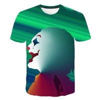 Быть Reborn 2020 новый Joker T рубашка забавные комиксы персонажа с Poker 3D футболка летом Harajuku стиль Tees Tees Q1126