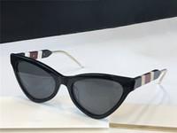 0597S جديد أزياء بيع خصيصا نظارات شمسية للسيدات مثلث لوحة كاملة الإطار أعلى جودة شعبية سيدة السخية نمط uv400 عدسة