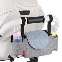 Bolsas de pañales Bottle Bottle Holder Holder Maternity Nappy Bag Accesorios para la Madre Portátil Carruaje