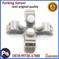 Capteur de stationnement PDC à ultrasons de la voiture Radar de pare-chocs pour IX35 pour Kia Cerato Couple 2014 95720-A70001