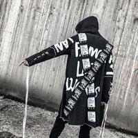 Jaquetas masculinas primavera outono masculino moda hip hop jaqueta homens jenas casual casaco EUA tamanho m-xl outwear elegante