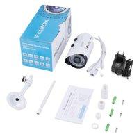 LEESHP HW20 1080P 2.0 Megapixel PrograSive CMOS Sensor 36pcs IR LED avec caméra IP CCD couleur WiFi pour la sécurité domestique