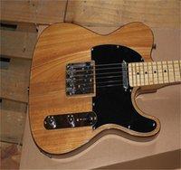 고품질 자연 색상 ameican 표준 텔레비스터 일렉트릭 기타