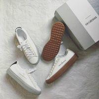 هان kjobenhavn x clyde مخيط الرجال والمرأة عارضة أحذية منخفضة أعلى أحذية رياضية الأزواج منصة الأحذية حجم 24