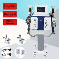 Cryolipolyse FAT Congélation Machine Lipo Laser Cryothérapie 40K Cavitation RF Minceur Machine pour CLINIQUE Equipement de beauté