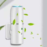 Iivitatore dell'ozono dell'ozono del purificatore dell'aria plubidabile dell'aria, diffusore di aromaterapia multi-funzione, deodorante per odore da animali domestici, odore della toilette