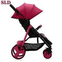 Cochecito ligero de sld stroller, fácil de llevar, envío gratis LJ200901