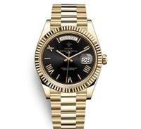 Männer Quarz Bewegung Uhren Tag Datum Business Armbanduhr 40mm Edelstahlband Wasserdichte Armbanduhren LGXIGE
