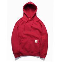 Lettres à manches à la mode Sweats à capuche Sweatshirt Homme Sweat-shirt Casual Lettre Imprimé Hip Hop Hood Couple Pull Sweatshirt Sweatwear Streetwear