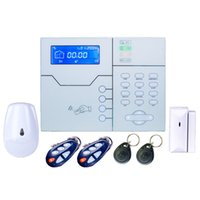 Focus Inglese o Voice Inglese o Francese Prompt RJ45 Ethernet TCP IP allarme GSM Sistema di allarme GSM Smart Home Security Alarm Webie e APP Control Y1201