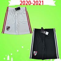River Plate 20 21 Soccer Shorts Adulto Mens 2020 2021 Home Away Branco Calças de Futebol Borre Fernandez de la Cruz Pratto Suarez Jerseys