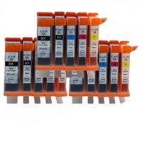 Mürekkep Kartuşları PGI-450 CLI-451 PGI-450XL PIXMA MG 5440 5540 Için 450 PGI450 6340 6440 7140 IP 7240 8740 Yazıcı1