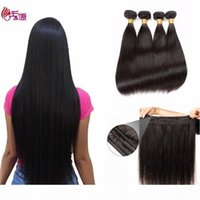 Pacotes de cabelo humano virgem indiana crua xiuyuan cor natural 100% não transformado cru indiano indiano retroa virgem remy extensões de cabelo humano